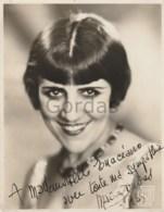 France - Marie Dubas - Original Autograph - Artiste - Photo 175x225mm - Signed Photographs