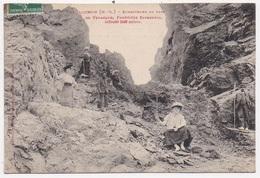 CPA 33 LUCHON Echancrure Du Port De Venasque - Luchon