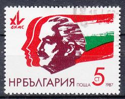 BULGARIJE - Michel - 1987 - Nr 3567 - Gest/Obl/Us - Bulgarie
