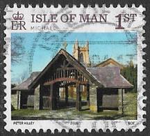 Isle Of Man 2016 SEPAC Churches 1st Type 9 Good/fine Used [39/32054/ND] - Isle Of Man