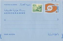 Algérie Aerogramme. - Algérie (1962-...)