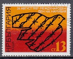 BULGARIJE - Michel - 1987 - Nr 3580 - Gest/Obl/Us - Bulgarie