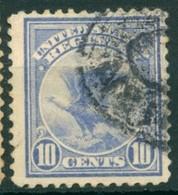 Etats Unis - 1911 - Yt Lettres Recommandées Nº 2 - Oblitéré - Special Delivery, Registration & Certified