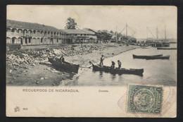 NICARAGUA, Corinto - Vintage POSTCARD - (APAT3-47) - Nicaragua
