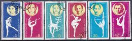 BULGARIJE - Michel - 1987 - Nr 3588/93 - Gest/Obl/Us - Bulgarie