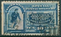 Etats Unis - 1884/1894 - Yt Timbres Pour Lettres Exprés Nº 4  - Oblitéré - Dominicaine (République)