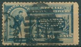 Etats Unis - 1884/1894 - Yt Timbres Pour Lettres Exprés Nº 4  - Oblitéré - Special Delivery, Registration & Certified