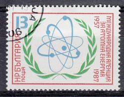 BULGARIJE - Michel - 1987 - Nr 3604 - Gest/Obl/Us - Bulgarie