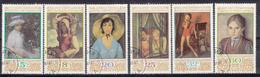 BULGARIJE - Michel - 1987 - Nr 3598/03 - Gest/Obl/Us - Bulgarie