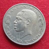 Tanzânia 1 Shilingi 1982 KM# 4 Tanzanie - Tanzania
