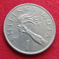 Tanzânia 1 Shilingi 1983 KM# 4 Tanzanie - Tanzanie