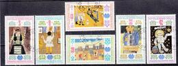 BULGARIJE - Michel - 1988 - Nr 3649/54 - Gest/Obl/Us - Bulgarie