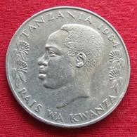 Tanzânia 1 Shilingi 1984 KM# 4 Tanzanie - Tanzanie