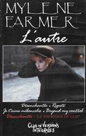 """V-H-S  Mylène Farmer  """"  L'autre  """" - Conciertos Y Música"""