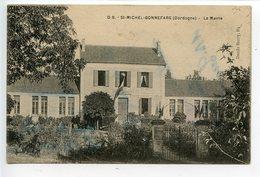 Saint Michel Bonnefare (de Montaigne) La Mairie - France