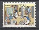 1990  Alg. N° 974  Nf ** .  Les Métiers . Atelier De Poterie Et Céramique . - Algérie (1962-...)