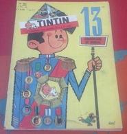 Journal De Tintin N°681 Novembre 1961 13ème Anniversaire Journal, Naissance De La Simca 1000 - Tintin