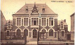 Carte Postale Ancienne De VITRY En ARTOIS - Vitry En Artois