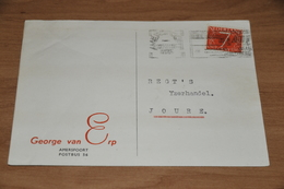 31-     BEDRIJFSKAART, GEORGE VAN ERP - 1955 - Andere