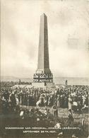 SCARBOROUGH, WAR MEMORIAL UNVEILING CEREMONY 26th SEPT 1923 #81467 - Scarborough