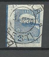 ESTLAND Estonia 1920 O AMBLA Michel 17 - Estland