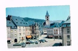 La Place Du Marché.Voitures. - Echternach