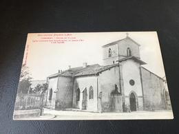 3201 - Collection Jeanne D'Arc - DOMREMY Eglise Du Village - Domremy La Pucelle