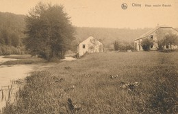 CPA - Belgique - Chiny - Vieux Moulin Giaudot - Chiny
