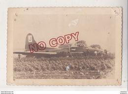 Fixe Bombardier B-17 Bombardier Américain Surnommée Forteresse Volante 2 E Guerre Mondiale * Atterrissage Forcé ?? - 1939-45