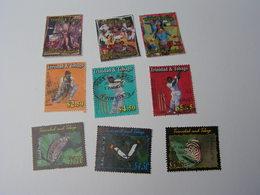 Trinidad .. Nice Modern Lot - Trinité & Tobago (1962-...)