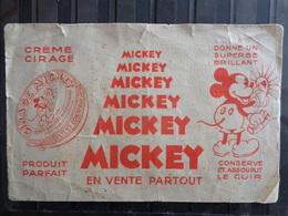BUVARD CREME CIRAGE MICKEY - Blotters