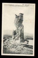 CPA - 90 - BELFORT - LA TOUR DE LA MIOTTE APRÈS LE BOMBARDEMENT DE 1870 - - Belfort - Ville