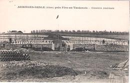 Cimetière Américain Seringes-Nesles (Aisne) - Vue 1 - 1914-18