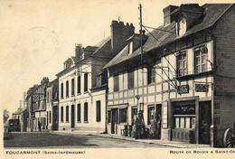 FOUCARMONT - Route De Rouen à Saint Omer - France