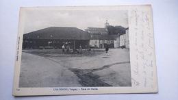 Carte Postale ( P 8  ) Ancienne De Chatenois , Place Des Halles - Chatenois