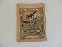 Cahier Scolaire De Dictée. Dictée Sur L'humanité Et Autres. - Old Paper
