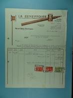 La Seneffoise Fils Et Câbles électriques Seneffe /40/ - Électricité & Gaz