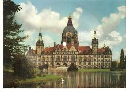Old Musical 45rpm Record Postcard Schallbildkarte Hannover Auch Du Wirst Geh'n Scharfenberger Busch Opratko Orchestrola - Unclassified