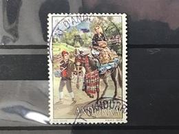 Andorra / Andorre - Klederdrachten (12) 1979 - Spaans-Andorra