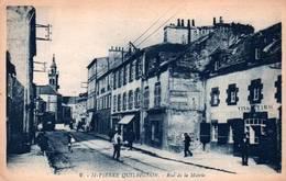 CPA - St PIERRE QUILBIGNON - Rue De La Mairie - Brest