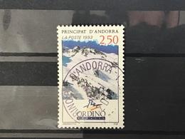Andorra / Andorre - Skigebieden (2.50) 1993 - Frans-Andorra