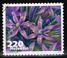 Schweiz 2013, Michel# 2301 O     Blüten Von Gemüsepflanzen - Schweiz