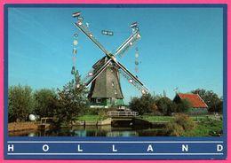 Holland - Purmerend - Poldermolen Anno 1631 - Molen - Moulin - HAMAR - Purmerend