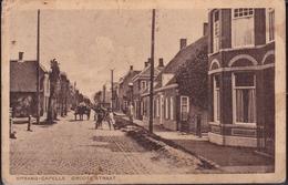 Ca 1930 SPRANG-CAPELLE Groote Straat Z/w Gelopen Naar 's-Gravendeel - Autres