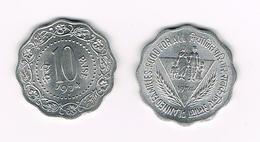 =&  INDIA  2 X 10 PAISE   1974 - Inde