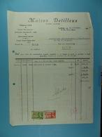 Maison Detilleux Detilleux Electricité /48/ - Électricité & Gaz