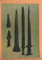CPM - VANNES - Société Polymathique - Age De Bronze - Poignards Et Epées - Vannes