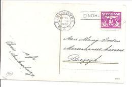 Eindhoven Nieuwjaar Machinestempel 31.12.32 - Periode 1891-1948 (Wilhelmina)