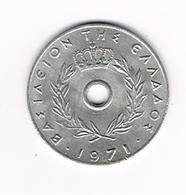 =& GRIEKENLAND  10  LEPTA  1971 - Grèce