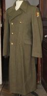 Capote Militaire Belge 1952 - Uniformes